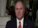 Scalise On North Korea Summit, Return To Baseball Field