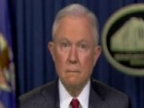 Sessions: Principles Of Asylum Must Be Restored