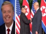 Senator Lindsey Graham On Trump's North Korea Strategy