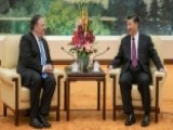 Secretary Pompeo Meets With Chinese President Xi