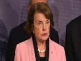 Sen. Feinstein Reacts To IG Report On The Democrat's Behalf