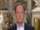 Sen. Toomey: US Headed Down A Bad Path With Tariffs