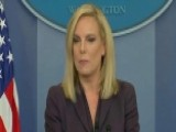 Secretary Nielsen Calls Out 'fake News'