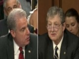 Sen. Kennedy Challenges Horowitz Over Findings In His Report