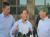 Senators Visit Immigrant Facility Near El Paso