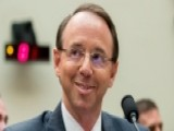 Should Rosenstein Recuse Himself From Russia Investigation?