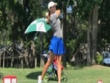 S.C. Teen Hits The Green To Honor Her Father Killed In Iraq