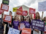 Supreme Court Battle Centered On Roe V. Wade