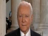Sen. Hatch Reacts To Partisan Fight Facing Kavanaugh