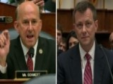 Strzok Hearing Erupts After Gohmert Accuses Agent Of Lying