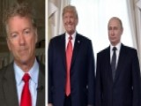 Sen. Paul Commends Trump For Taking Meeting With Putin