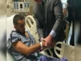 Slain Massachusetts Cop's Handcuffs Used On Suspect