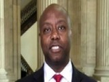 Sen. Tim Scott: Trump Is Our Leader On Foreign Affairs
