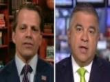 Scaramucci, Bossie On FBI's Release Of FISA Warrant Records