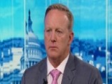 Sean Spicer Talks Trump White House, Fake News, New Book