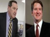Sen. Donnelly Mulls Political Consequences Of Kavanaugh Vote
