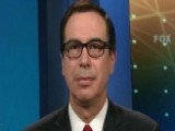 Secretary Mnuchin On Whether GDP Spike Is Sustainable
