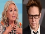 Stars Support Liberal James Gunn, But Slam Roseanne Barr