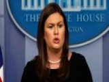 Sarah Sanders Lashes Out At Media Abuse