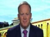 Sean Spicer: Omarosa Recording An 'unbelievable Violation'