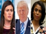 Sarah Sanders: Trump Voicing His Frustration With Omarosa