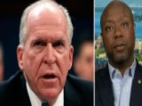 Sen. Scott On John Brennan Losing His Security Clearance