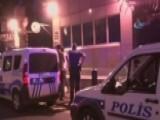 Shots Fired Outside US Embassy In Ankara