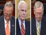 Senate Colleagues Pay Tribute To John McCain