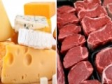 Study: Cheese And Red Meat Are Good For Your Heart