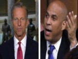 Sen. Thune: Clearly Cory Booker Is Running For President
