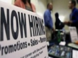 Summer Surge For Jobs: 201,000 New Jobs Added In August