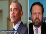 Sebastian Gorka: Obama's Speech Was So Unseemly
