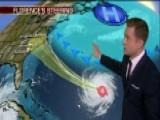 South Carolina To Evacuate Entire Coast Ahead Of Florence