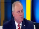 Scalise: Trump Helped Get Obama's Economy Out Of The Tank