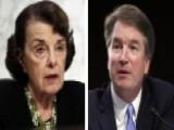 Sen. Feinstein Suggests Brett Kavanuagh Wrongdoing