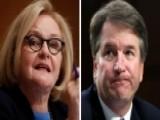 Sen. McCaskill Says She'll Vote 'no' On Judge Kavanaugh