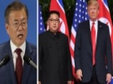 South Korean President Says Kim Wants Trump Meeting Soon