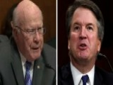 Sen. Leahy Asks Brett Kavanaugh If He Is 'Bart O'Kavanaugh'