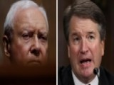 Sen. Hatch: Kavanaugh Treated Worse Than Bork And Thomas