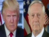 Suspected Ricin Letters Sent To Trump, Mattis