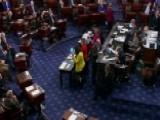 Senate Votes To Advance Kavanaugh Nomination