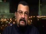 Steven Seagal Responds To Russia Hysteria, Talks New Movie