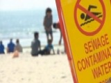 Sewage From Mexico Closes California Beaches Near Border