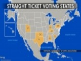 Straight Ticket Voting Could Help Candidates In Texas