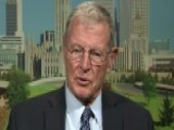 Sen. Inhofe On Immigration Reform: We Have To Build The Wall