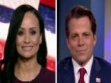 Scaramucci, Pierson On Trump's Midterm Campaign Blitz