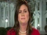 Sarah Sanders: President Trump Has Had An Incredible Night
