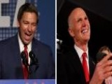 Scott, DeSantis Move Forward With Transition Plans