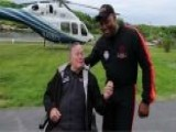 Sgt. Michael Elliot On Skydiving With George H.W. Bush