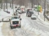 Southeast Recovering From Rare Deadly Snowstorm
